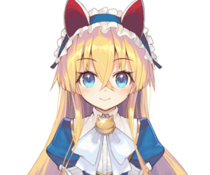 alice in wonderland, anime, and beauty image