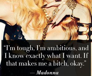madonna and quotes image