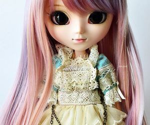 doll, pullip, and pullips image