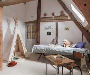 Country House and kids room image