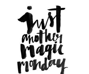 magic and monday image