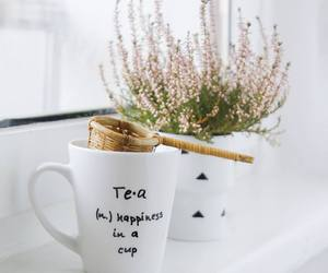cup, home&living, and morning image