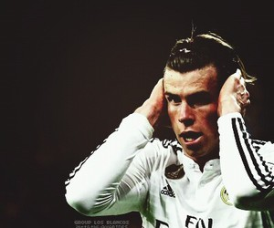 bale, gareth, and real madrid image