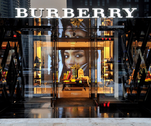 Burberry, fashion, and store image