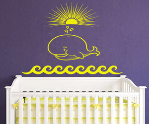 home decor, decalsm walldecor, and murals image