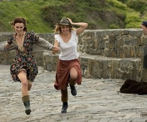 keira knightley and the edge of love image