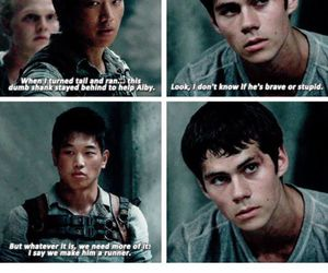 dylan, hd, and o'brien image