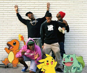 tyler the creator, ofwgkta, and pikachu image