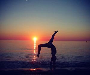 acrobatic, enjoy, and fun image