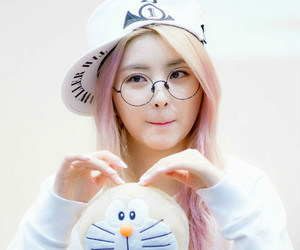 4minute, sohyun, and kpop image