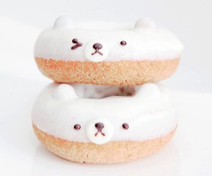 donuts, food, and cute image