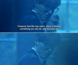 quotes, movie, and hope image