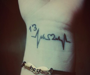 13, Best, and tatoo image