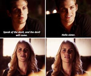 The Originals and rebekah image