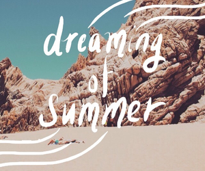 Dream, summer, and love image