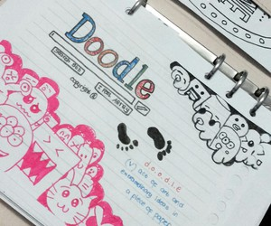 art, design, and doodle image
