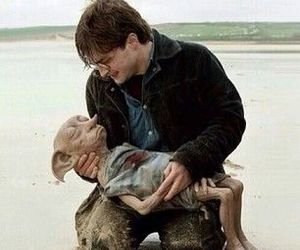dobby and harrypotter image