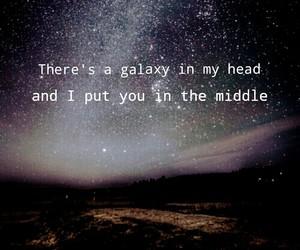 galaxy, love, and him image