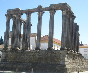 monuments, portugal, and templo image