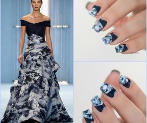 colour, fashion, and nail art image
