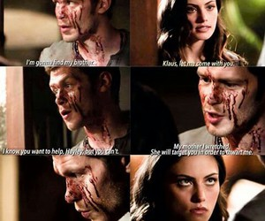 The Originals, nicklaus mikaelson, and hayley marshall image