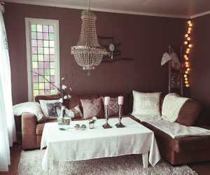 cozy, girly, and inspiration image
