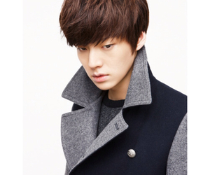 actor, korean, and ahn jaehyun image
