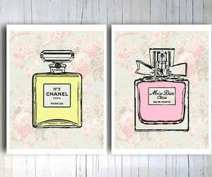 chanel, dior, and beautiful image