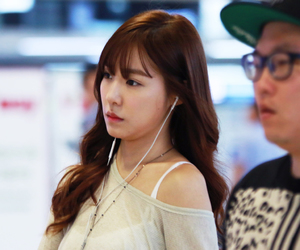snsd, girls' generation, and tiffany image