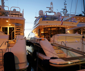 boats and luxury image