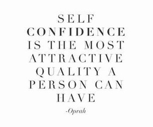 quote, self confidence, and confidence image