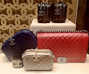 accessories, bags, and chanel image