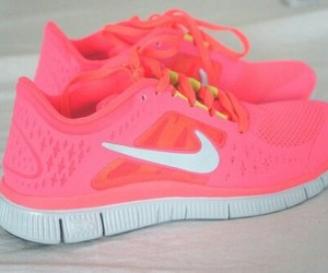 fitness, nike, and sport image