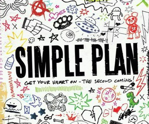 simple plan, love music, and music image