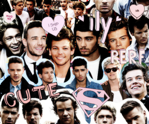 one direction, Collage, and liam payne image