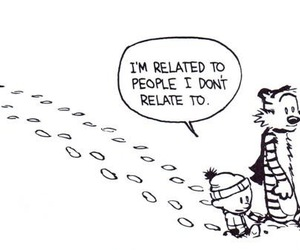 calvin, comic, and quote image