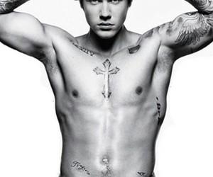 Hot, tatto, and photoshoot image
