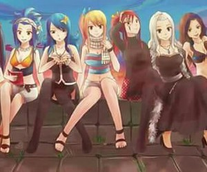 fairy tail, girl, and wendy marvell image