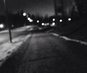 black and white, blur, and bw image
