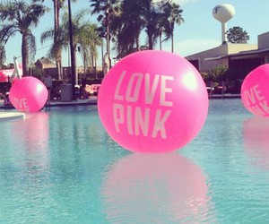pink, love, and summer image
