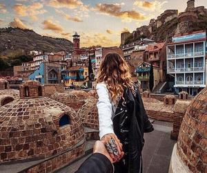 tbilisi, travel, and Georgia image
