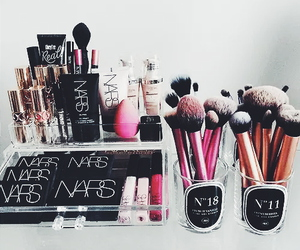 makeup, nars, and make up image