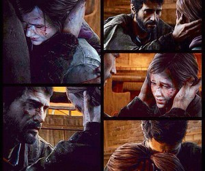story, the last of us, and winter image