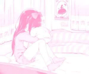 anime, bedroom, and kawaii image