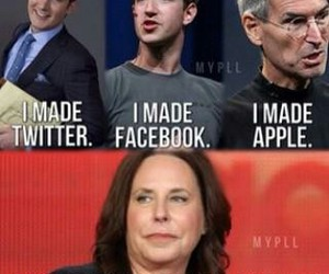 facebook, apple, and twitter image