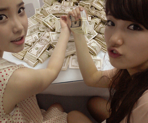 asian, money, and suzy image