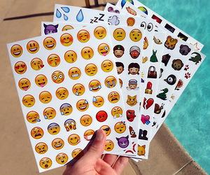 sticker, emoji, and emojis image