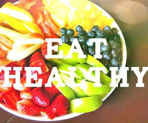 body, eat, and fitness image