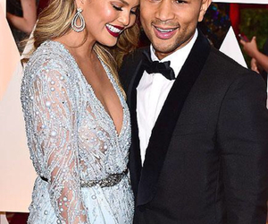john legend, chrissy teigen, and love image