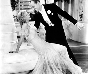 beauty, dance, and ginger rogers image